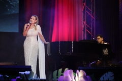 Actuación de Ainhoa Arteta